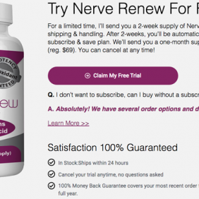 Nerve Align Review - Wow, I Got Some Results!