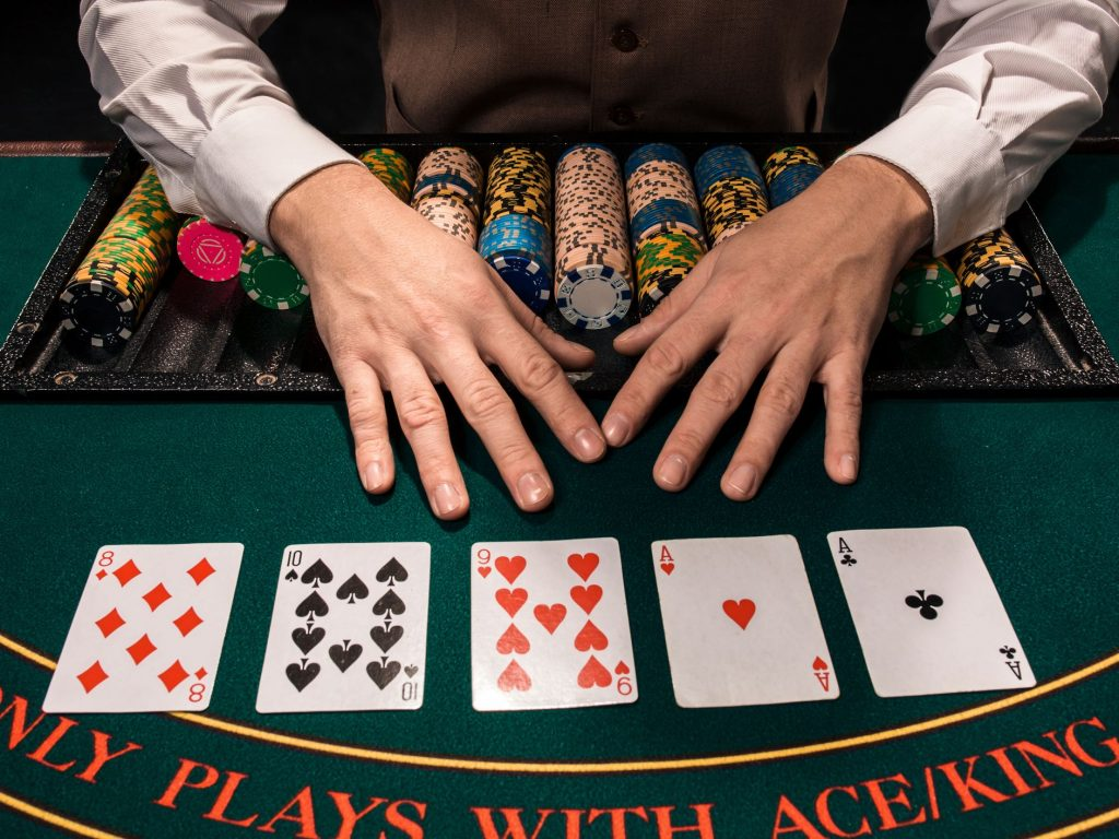 FREE Home Poker Game, Tournament, And League Management!