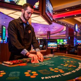 Ports As Well As Video Clip Casino Poker Policy