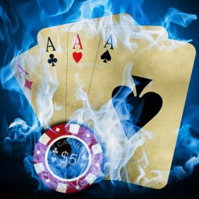 Eight Rules About Online Casino Meant To Be Broken